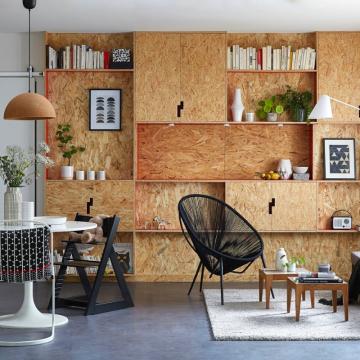 5 ideias para usar madeira clara na decoração
