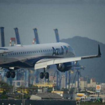 Aeroporto de Navegantes terá voo direto para Foz do Iguaçu
